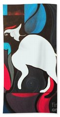 Pyewacket Beach Towel