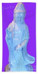 Quan Yin Love Beach Sheet