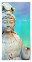 Quan Yin Sedona Beach Sheet