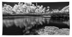 Quarry Keys Beach Towel by Kevin Cable
