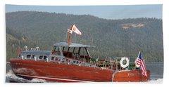 Queen Of Tahoe Beach Towel