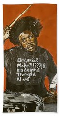 Questlove Beach Towel