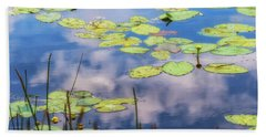 Quiet Reflections Beach Towel