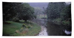 Quiet Stream- Woodstock, Vermont Beach Sheet