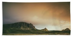 Quiraing Landscape 4 Beach Towel