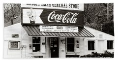 Rabbit Hash General Store- Photogaphy By Linda Woods Beach Towel