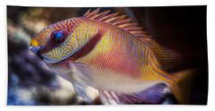 Rabbitfish Beach Towel