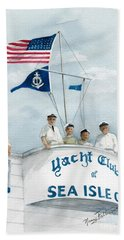 Race Committee  Beach Towel