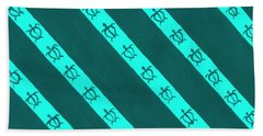 Race To The Sea 3 Beach Towel by Darice Machel McGuire