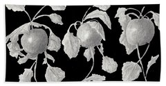 Radishes Beach Towel