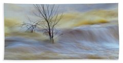 Raging River Beach Towel