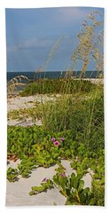 Railroad Vines On Boca Iv Beach Towel