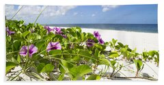 Railroad Vine Beach Towel