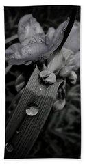 Rain Beach Sheet by Tim Good