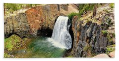 Rainbow Falls 3 Beach Towel
