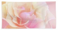 Rainbow Rose Beach Sheet