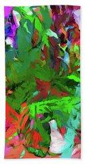 Rainbow Tropic Beach Sheet
