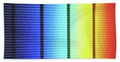 Rainbow3 Beach Towel