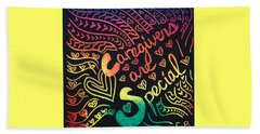Rainbows Beach Towel