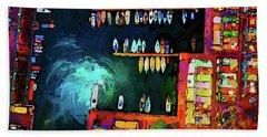 Rainbowts Beach Towel