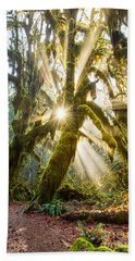 Rainforest Magic Beach Towel