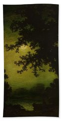 Ralph Albert Blakelock  1847  1919  Stilly Night Beach Towel
