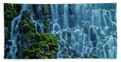 Ramona Falls  Beach Towel