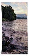 Rangeley Lake State Park In Rangeley Maine  -53215-53218 Beach Towel