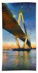 Ravenel Bridge Beach Sheet