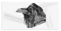 Ravenscroft The Raven Beach Towel
