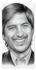 Ray Romano Beach Towel