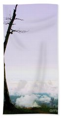 Reaching In The Shenandoah Beach Towel
