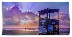 Ready For A Glorious Summer Beach Sheet