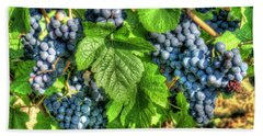 Ready For Harvest Beach Towel by Alan Toepfer