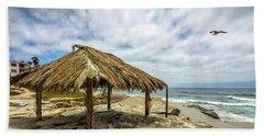 Rebirth  At Windandsea Beach Sheet by Peter Tellone