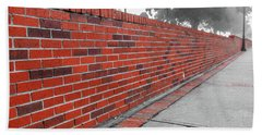 Red Brick Beach Sheet