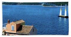 Red Bull Air Show, Rovinj, Croatia Beach Sheet
