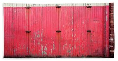 Red Door Beach Sheet