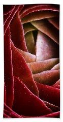 Red Dragon Beach Towel