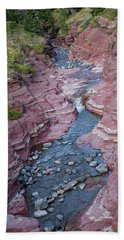 Red Rock Canyon Beach Towel