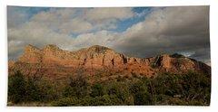 Red Rock Country Sedona Arizona 3 Beach Towel
