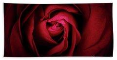 Red Rose Beach Sheet
