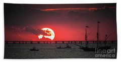 Red Sky Beach Sheet