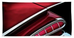 Red Tail Impala Vintage '59 Beach Towel