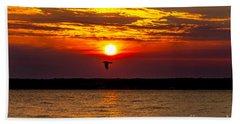 Redeye Flight Beach Sheet