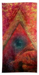 Redstargate Beach Towel