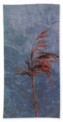 Reed #f9 Beach Towel by Leif Sohlman