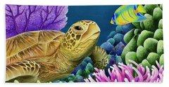 Reef Buddies Beach Towel