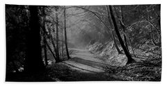 Reelig Forest Walk Beach Towel