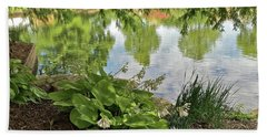 Reflecting Pond Beach Sheet